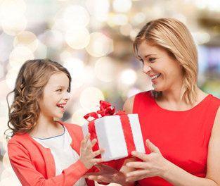 Offrir un beau et joli cadeau