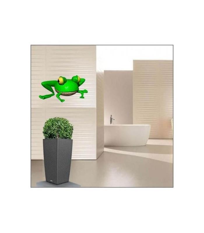 Sticker grenouille