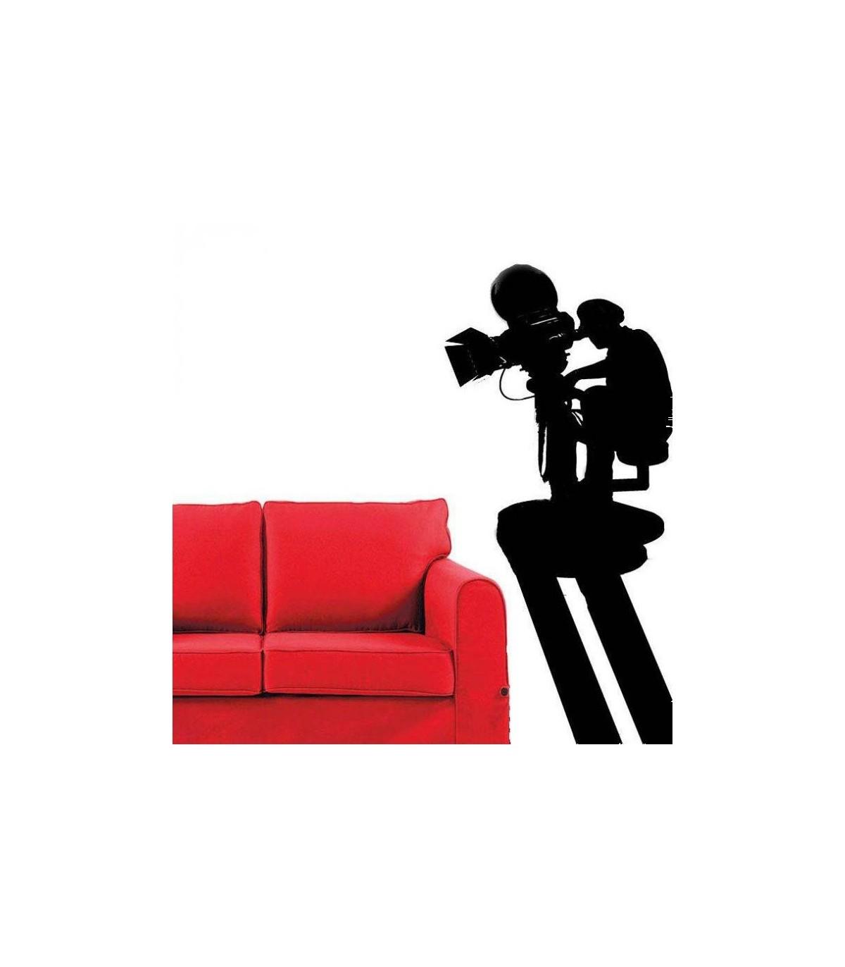 Sticker cameraman
