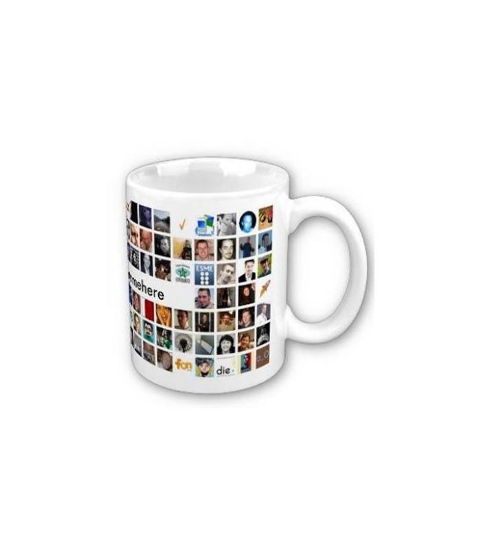 mug photo mosaique