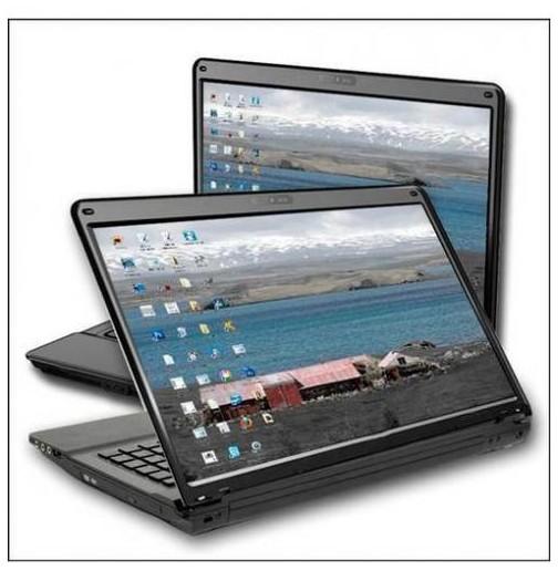 pc ordinateur portable personnaliser ordinateur avec un sticker autocollant. Black Bedroom Furniture Sets. Home Design Ideas