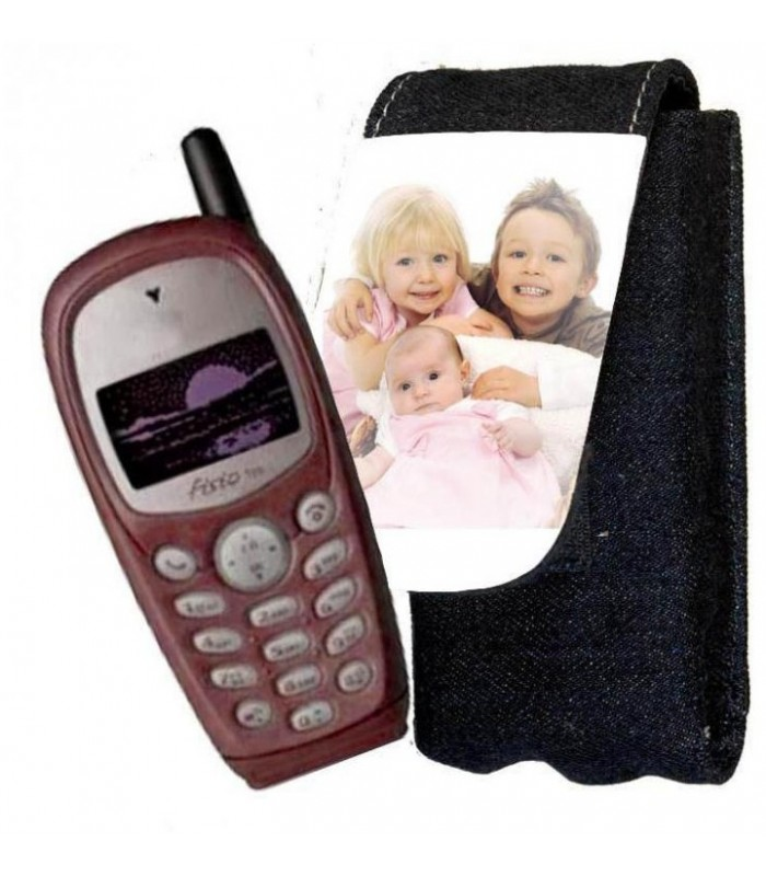 pochette téléphone personnalisée