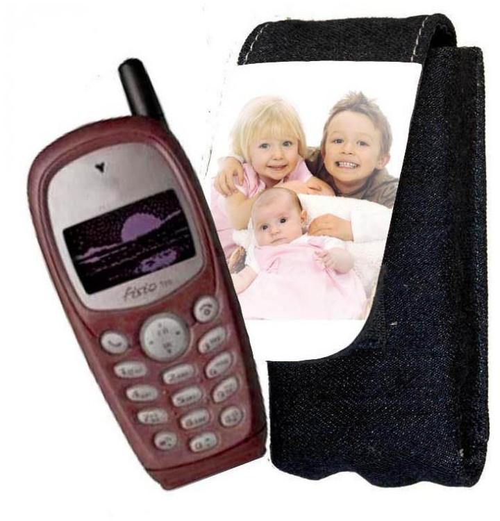 pochette telephone personnalisée