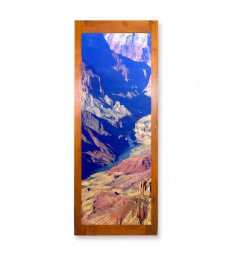Photo grand canyon sur porte en papier peint
