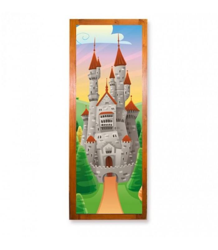 Papier Peint Chateau Disney Decoration Photo Papier Peint Pas Cher