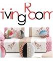 Sticker living room