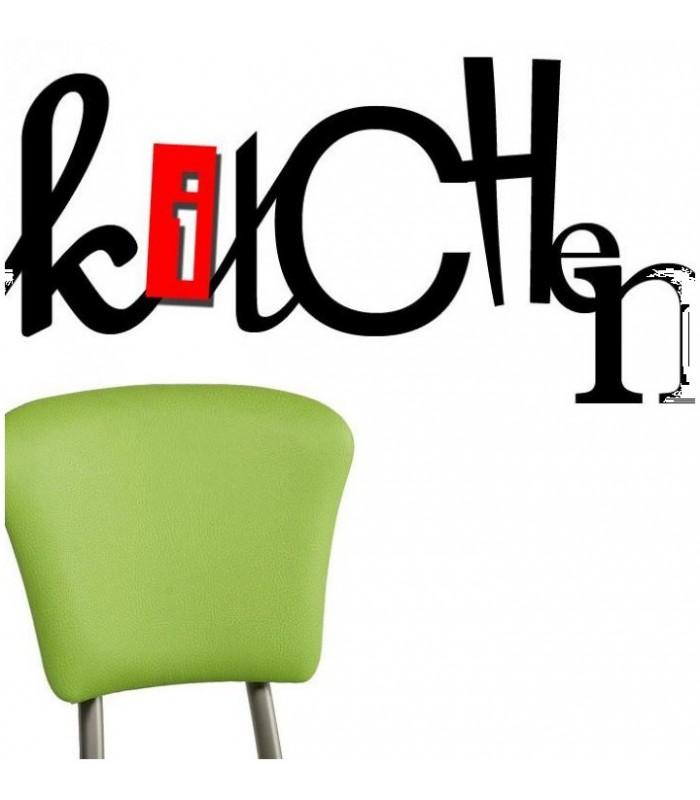 sticker kitchen