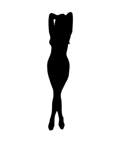 sticker femme nue erotique