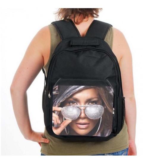 sac a dos personnalisé avec une photo