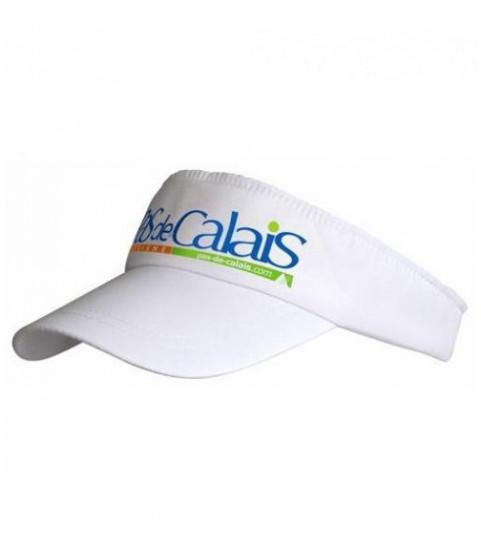 casquette visière sport personnalisée pour club sportif