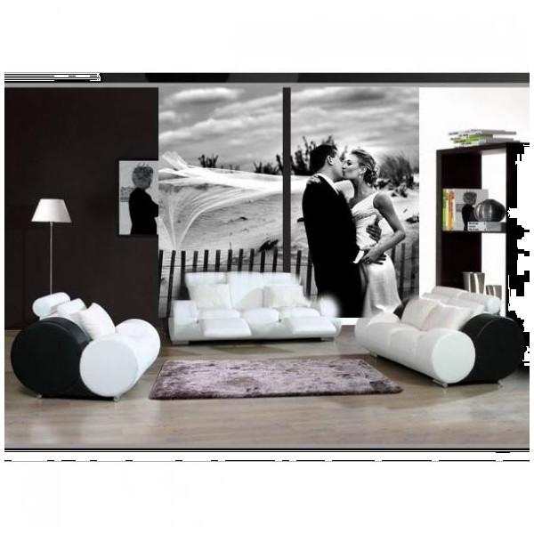 panneau japonais personnalis partir de photo d coration fen tre et mur avec panneau japonais. Black Bedroom Furniture Sets. Home Design Ideas