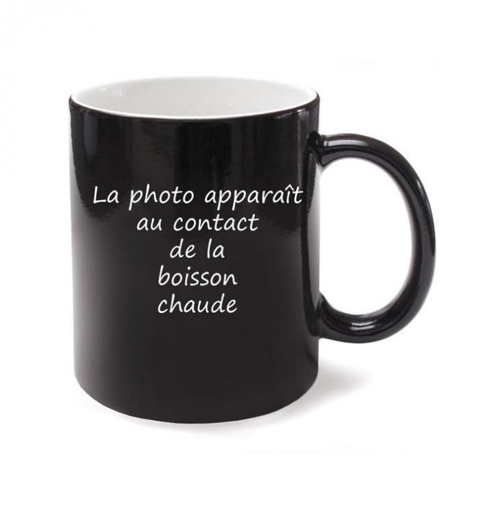 Mug change couleur