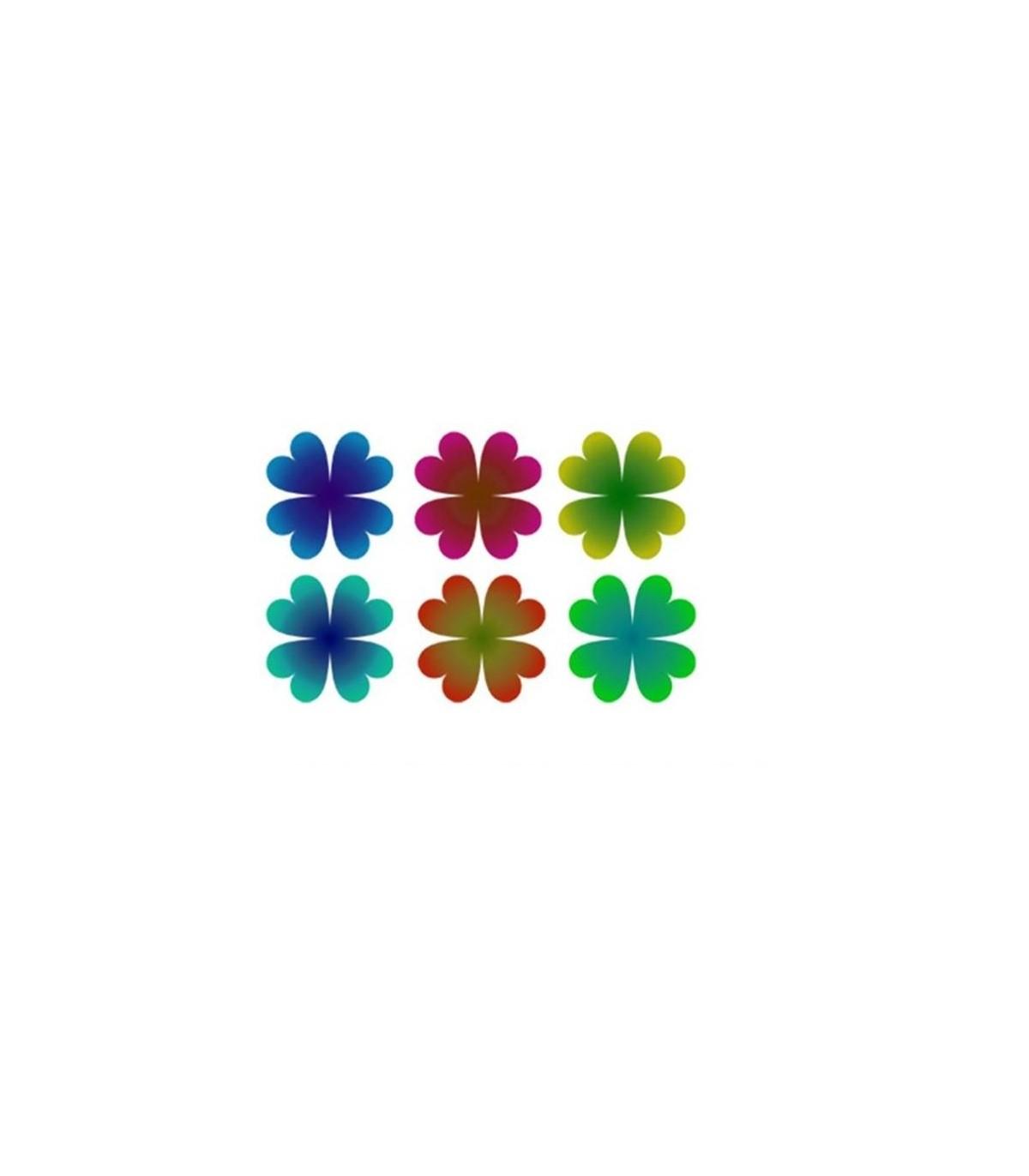 Sticker trefles
