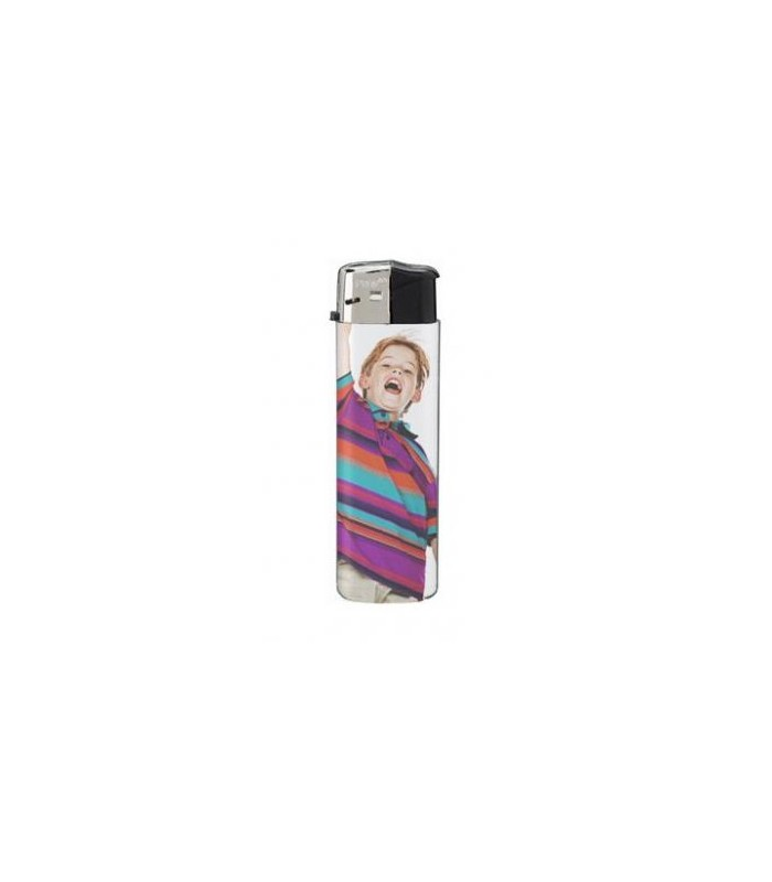 Briquet personnalise photo
