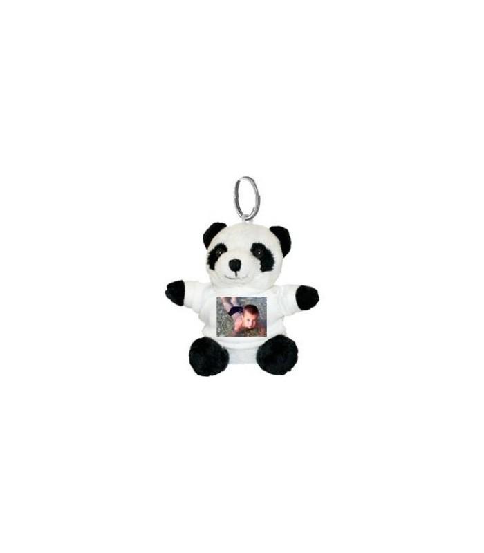 porte cle peluche panda