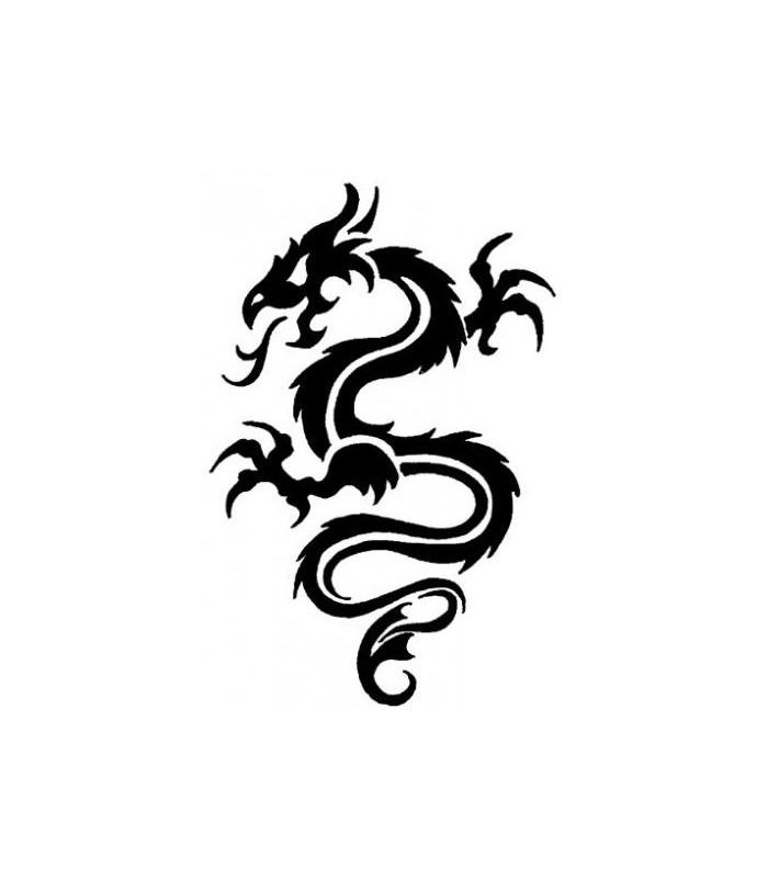 Tatouage dragon
