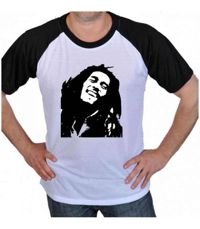 Tee shirt duo blanc noir