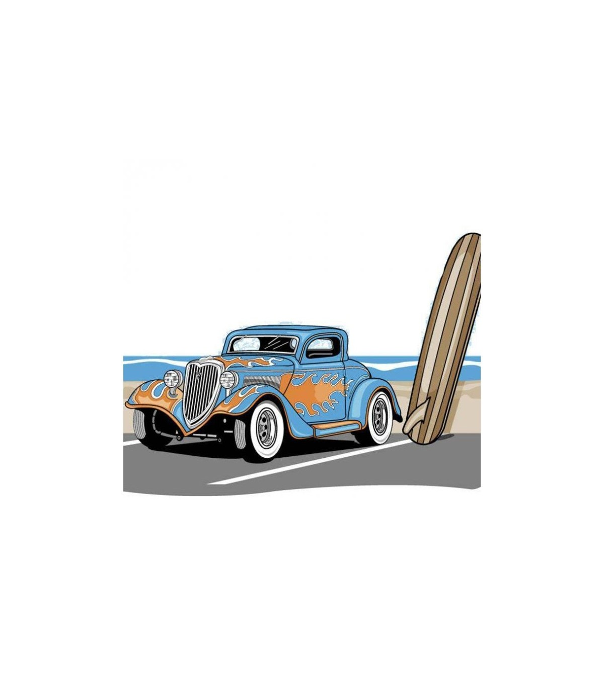 Sticker voiture 2