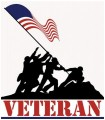 Sticker veteran