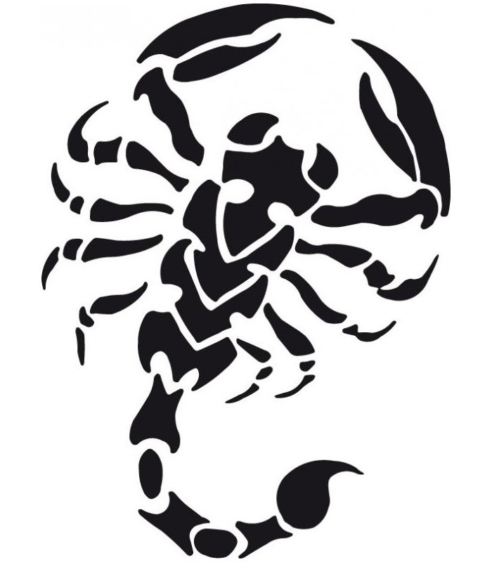 Tatouage scorpion