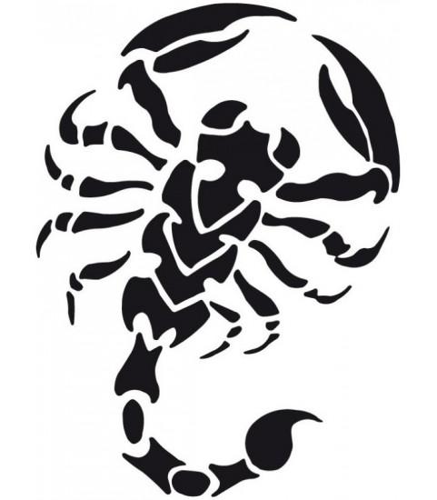tatouage scorpion pas cher
