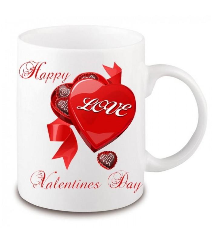 Mug saint valentin pour amoureux
