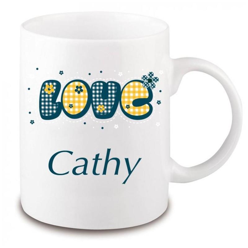 Mug love pour amoureux