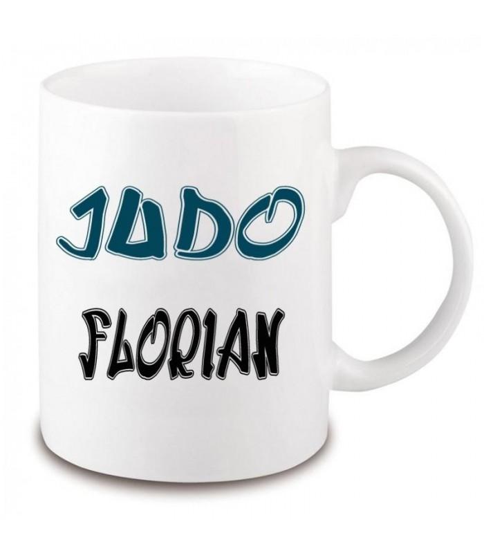 mug judo pour club de judo