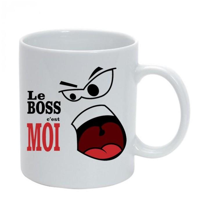 mug pour les patrons pour les boss un mug rigolo et pas cher. Black Bedroom Furniture Sets. Home Design Ideas