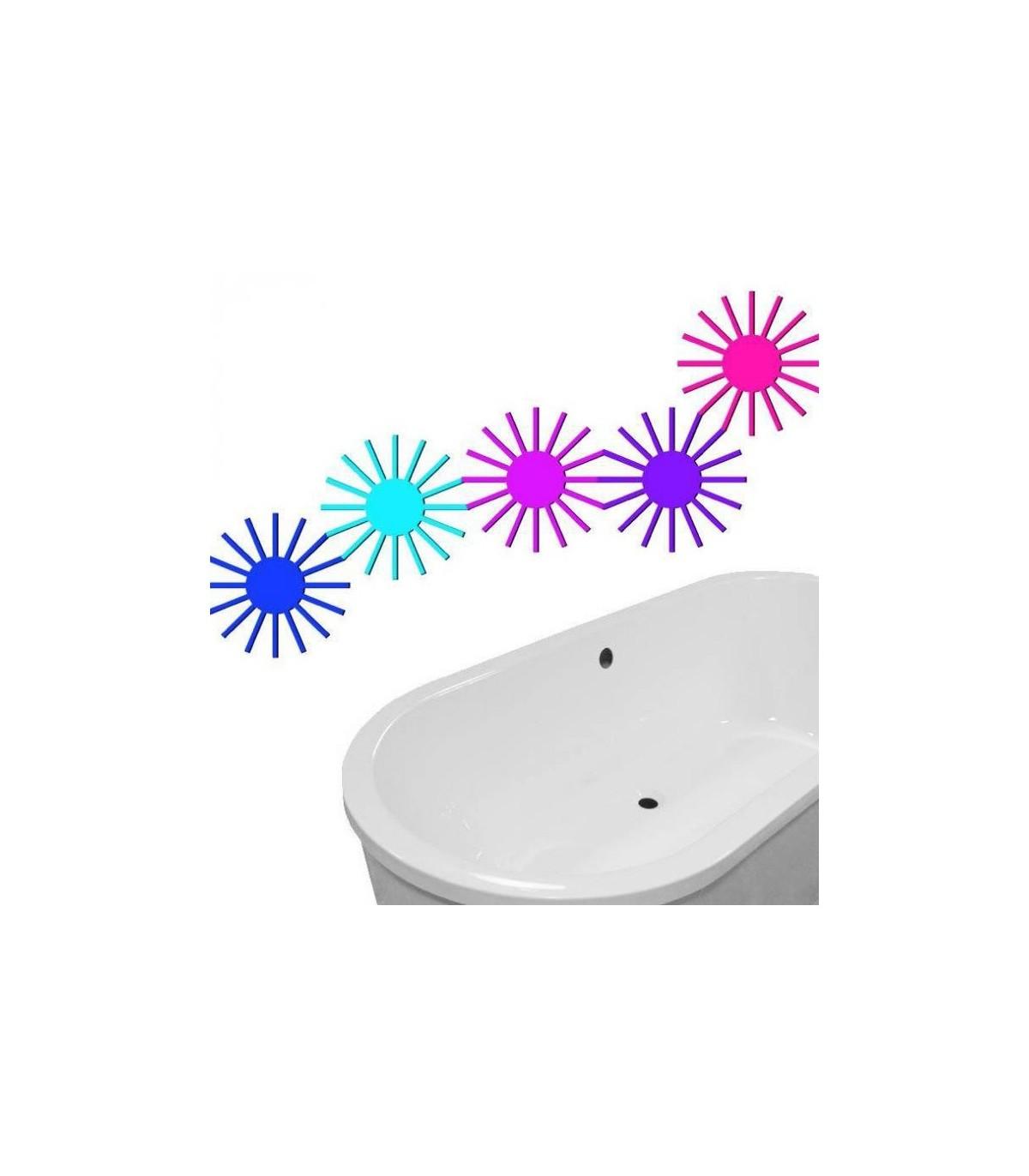 Stickers originaux pour la salle de bain de la maison, idée