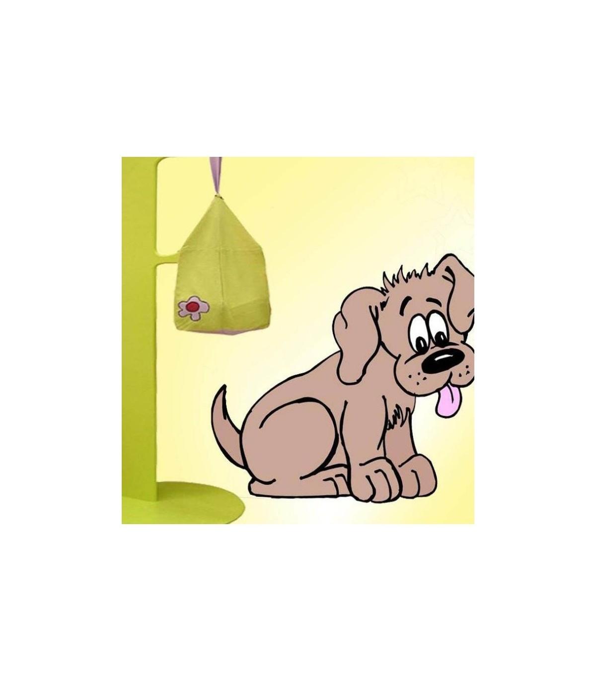 Sticker muraux  chien