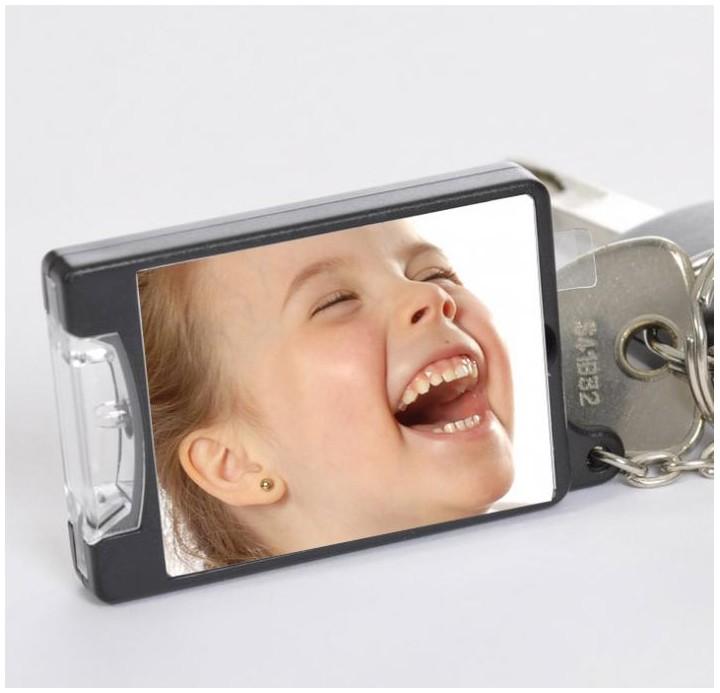 Porte cle lumineux photo