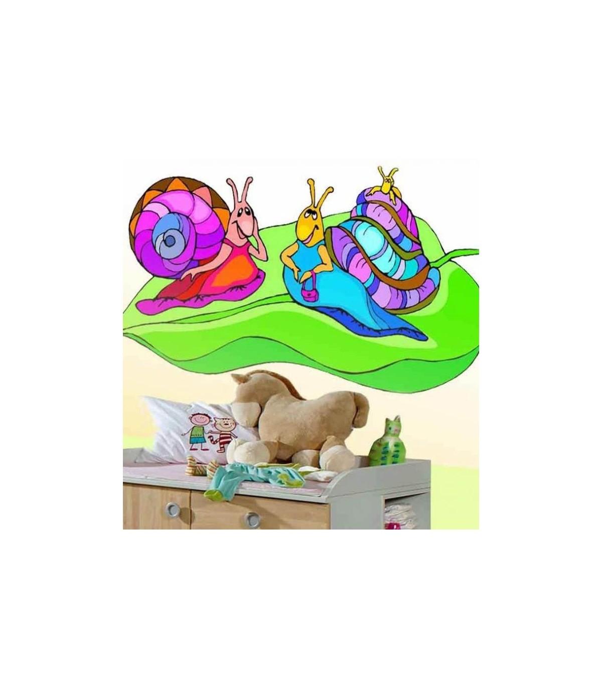 Sticker d escargots
