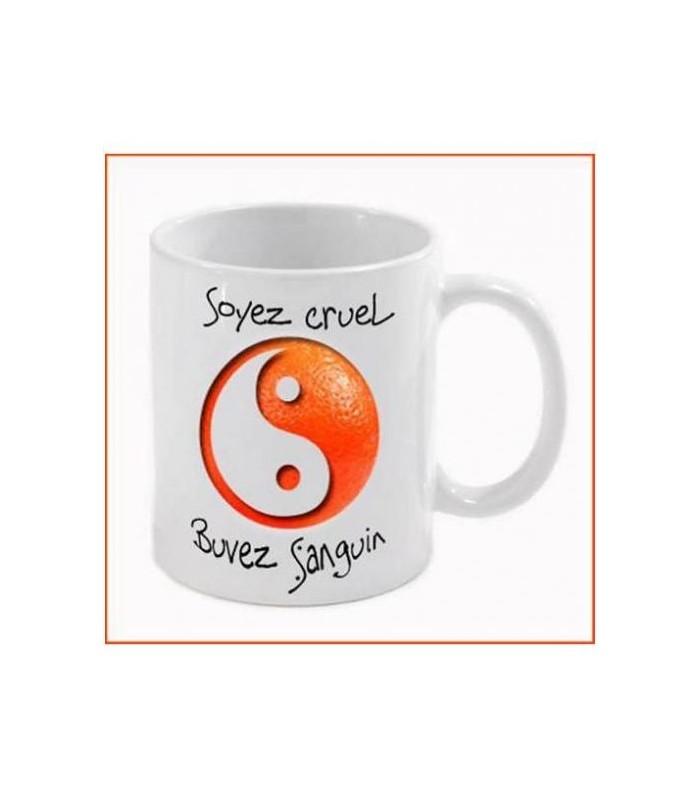 Mug original a offrir en petit cadeau. Creation mug