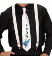 Cravate personnalisee
