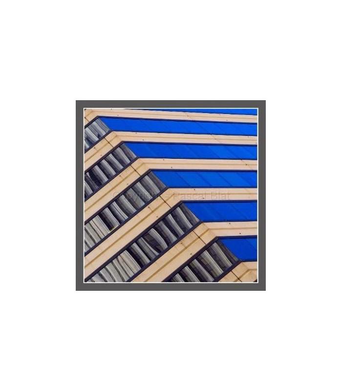Photo de fenetres de building