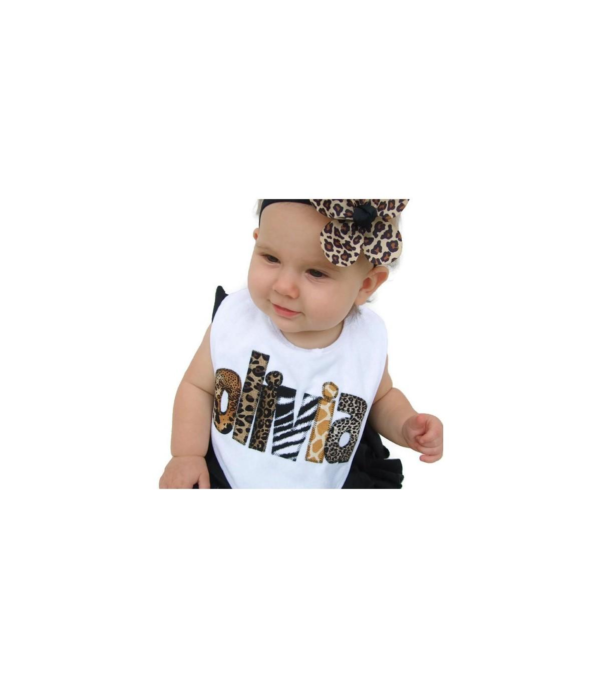 Baby boy girl 1st noël BABYBABY velcro bavoirs cadeau pour noël-noël