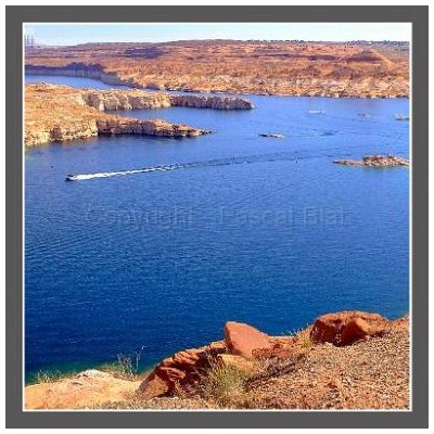 Photo lac powell