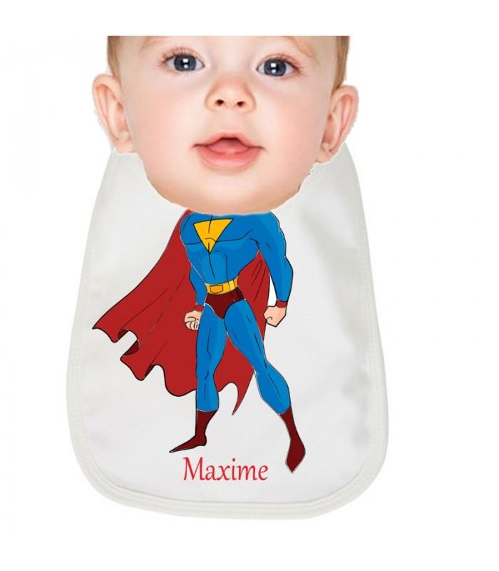 Bavoir superman