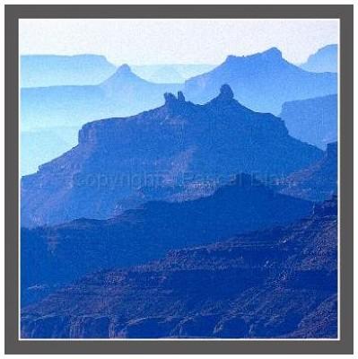 Photo canyon usa