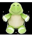 peluche tortue brodée personnalisé