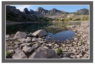 Photo lac allos
