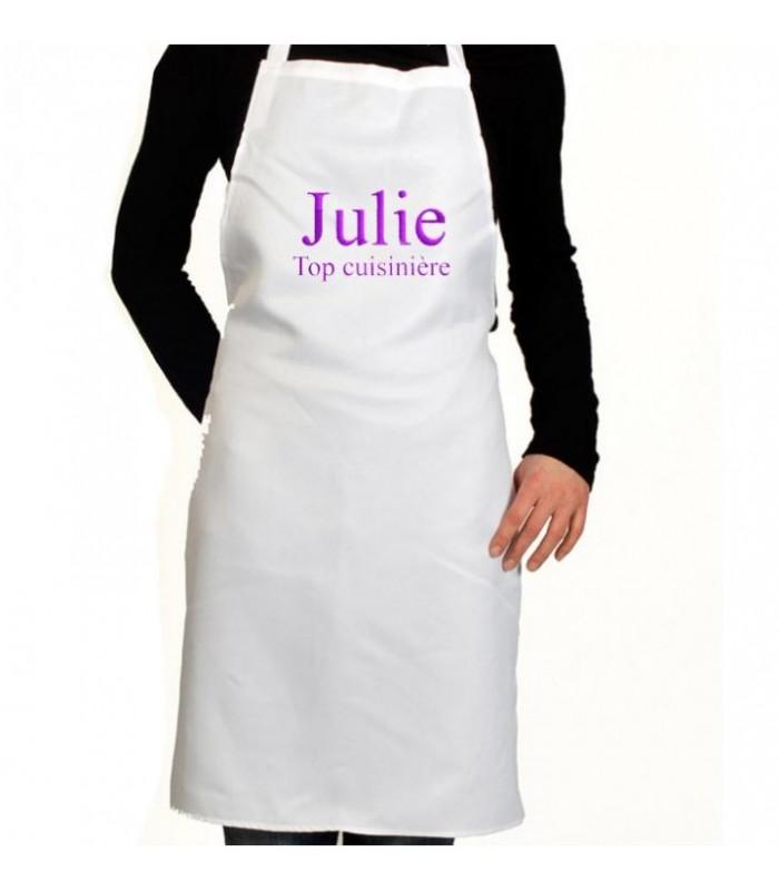 Photo sur un tablier, tablier de cuisine personnalise avec photo de votre choix
