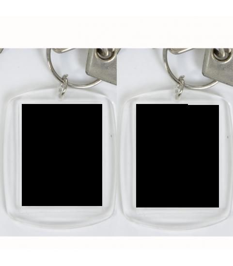 Porte cles personnalisé avec votre photo