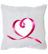 Coussin personnalise mariage