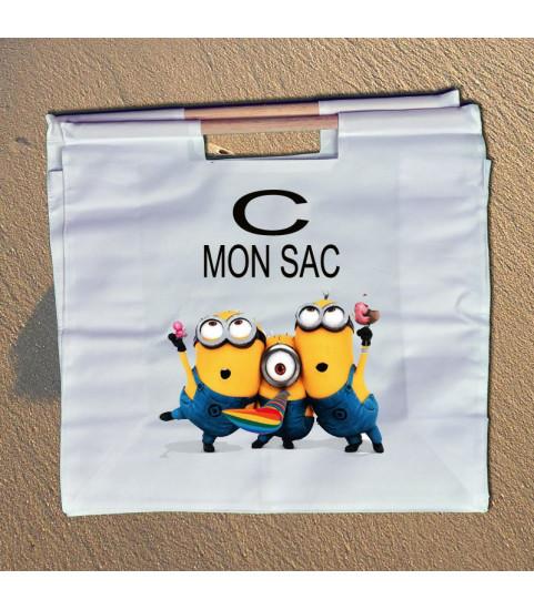 sac provision personnalisé
