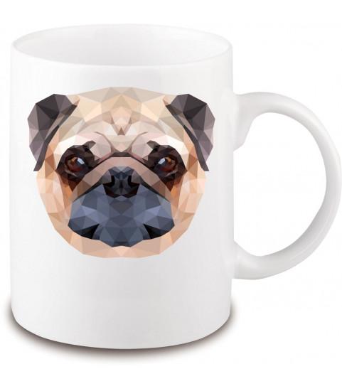 Mug chien race carlin
