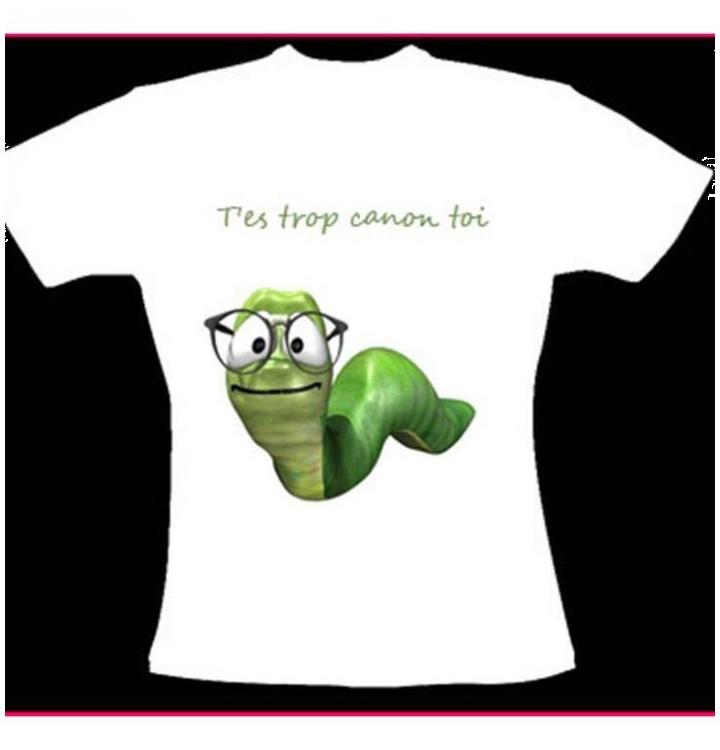 Tee shirt ver