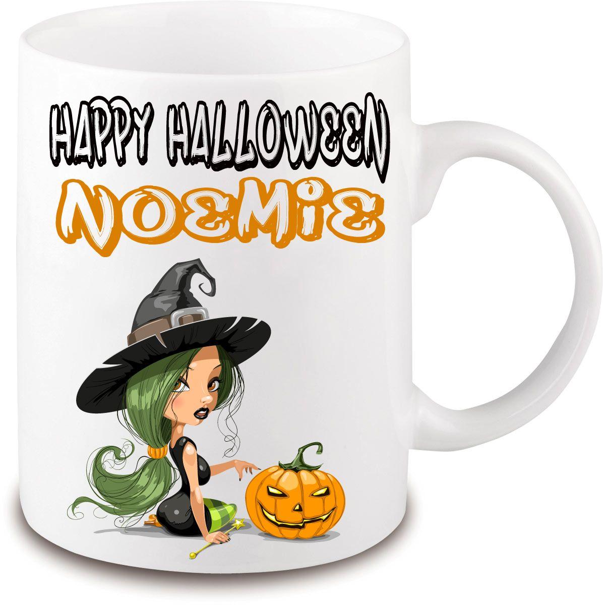 mug halloween personnalis avec vos textes un cadeau mug top original. Black Bedroom Furniture Sets. Home Design Ideas