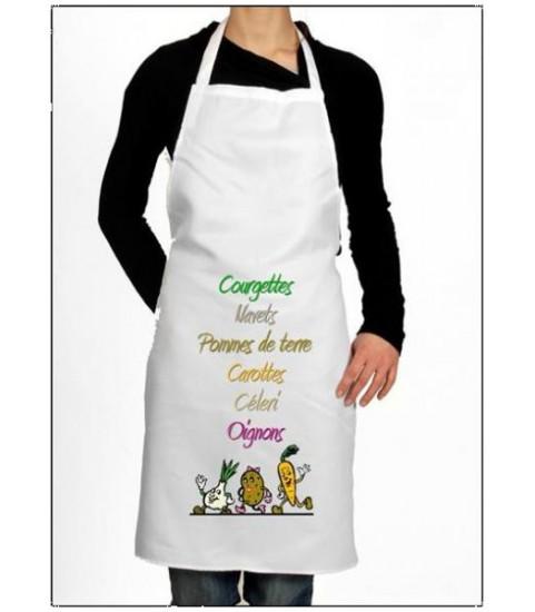 Tablier rigolo et original comme petit cadeau pour les cuisinières(ers)